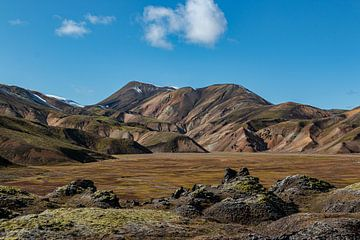 IJsland bergen van Thomas Heitz