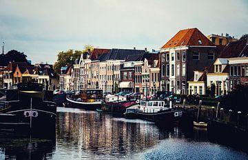 Stadsgezicht Zwolle van Karin Stuurman