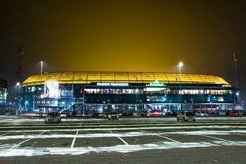 Feyenoord De Kuip Rotterdam von GerART Photography & Designs