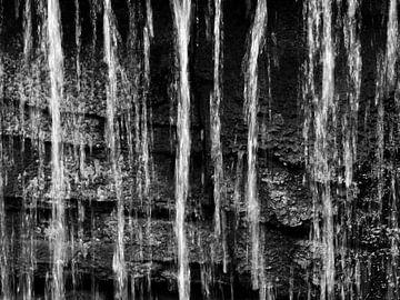 Wasserfall von Jörg Hausmann
