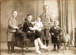 Haagse familie