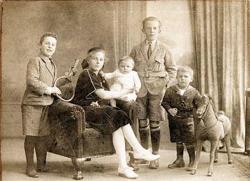 Haagse familie van Hans Heemsbergen
