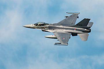 F16, Fighting Falcon, Niederlande. J-642 von Gert Hilbink