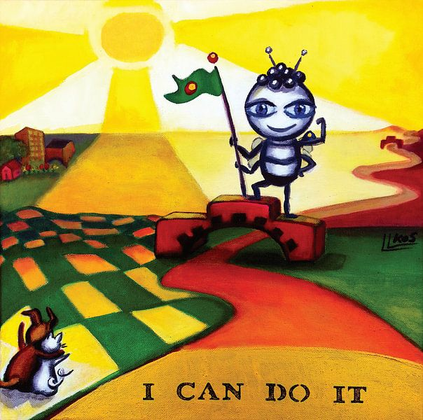 I can do it van Lorette Kos