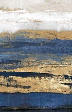 Bij zonsondergang, Isabelle Z  van PI Creative Art