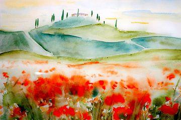 Toscana von M.A. Ziehr