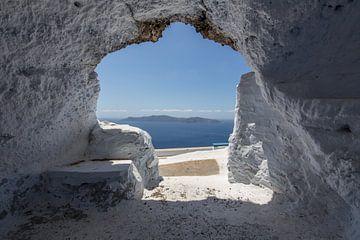 Lost Cave - Santorini von Dennis Eckert