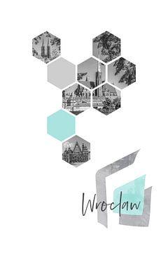 Urban Design WROCLAW van Melanie Viola