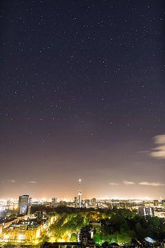Euromast Rotterdam van Luc Buthker