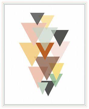 Art Vierkante No. 2 van Marion Tenbergen