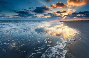 Low tide van Olha Rohulya