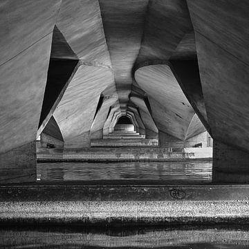 Singapore Brugvormen van Keith Wilson Photography