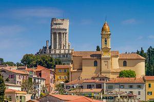 LA TURBIE Lovely village in Southern France