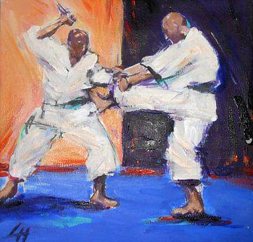 Karate - Wado von Lucia Hoogervorst