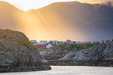 Norway Fjord van Gerard Wielenga