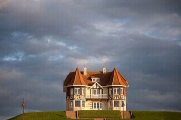 villa in de Haan aan Zee van Marco Titucci