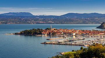 Izola, Slovenië van Adelheid Smitt