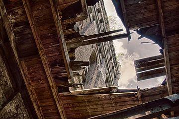 Verlaten mijntoren 3 von Henk van Brecht
