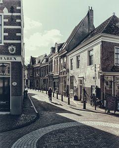 Haarlem: Hoogstraat.
