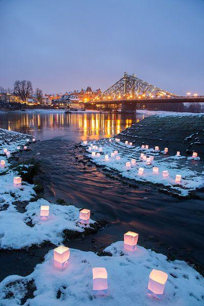 Lichterfest von Sergej Nickel