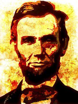 Abraham Lincoln von Maarten Knops