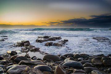 Zeezicht van Roelinda Tip