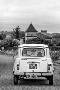 Renault 4 Frankrijk sur Wybrich Warns