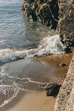 Sonne, Meer und Strand in Levanto von Sophia Eerden