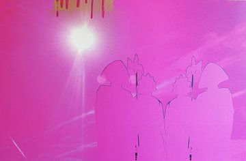 DICX The Pink Guntruds van Dick Evers