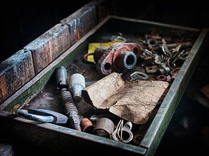 Toolbox van