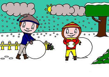 Suz Winter und Schnee von AG Van den bor