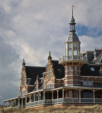 Badpaviljoen Domburg II van Fotografie Jeronimo