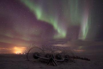Noorderlicht von Leon Eikenaar
