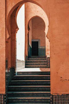 Marokkanisches Tor von Robin