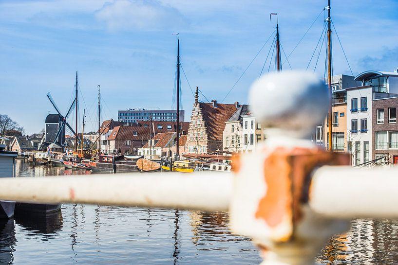 Galgenwater, Leiden van Jordy Kortekaas