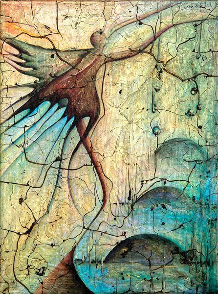 """Mächtige Seelen"" by Petra Rivers von Petra Rivers"