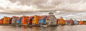 Reitdiephaven Groningen von daan meeusen