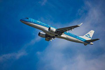 KLM Cityhopper PH EZO, Embraer ERJ190 van Gert Hilbink