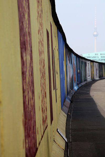 Berliner Mauer van Falko Follert