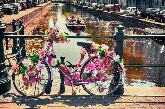 zomer in Den Haag van Ariadna de Raadt