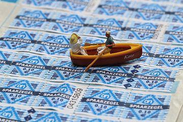 Albert Heijn See Briefmarken von Ellen Pruiksma