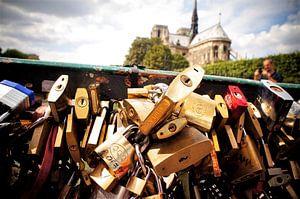 Liefdesslotjes in Parijs