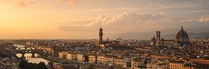 Panorama van Florence