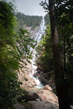 Chemerong-Wasserfall - Malaysia von t.ART