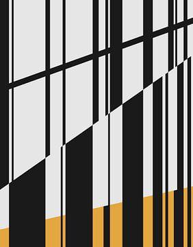 Abstracte samenstelling 918 van Angel Estevez