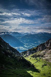 Alpen Dal van