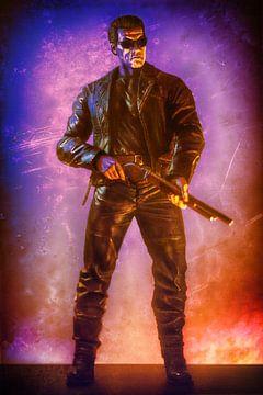 Terminator - Arnold Schwarzenegger Action Figur Terminator 2 - Judgement Day - Der Kultfilm von Jame von Jakob Baranowski - Off World Jack