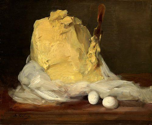 Boter klomp, Antoine Vollon