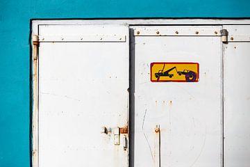 Niet parkeren van John Groen