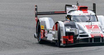 Audi R18 Le Mans von Sjoerd van der Wal